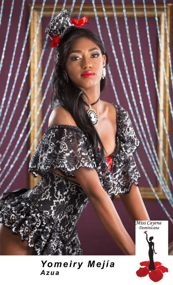 Стали известны имена претенденток на титул «Мисс Доминикана-2016». Фото19