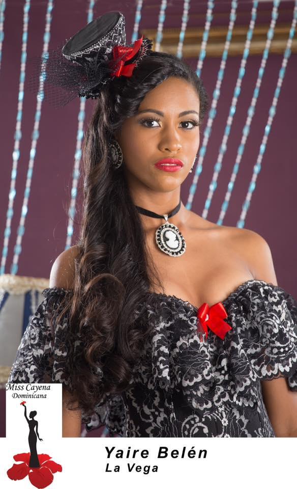 Стали известны имена претенденток на титул «Мисс Доминикана-2016». Фото