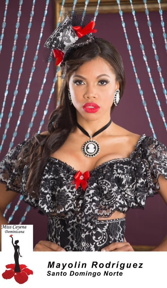 Стали известны имена претенденток на титул «Мисс Доминикана-2016». Фото42