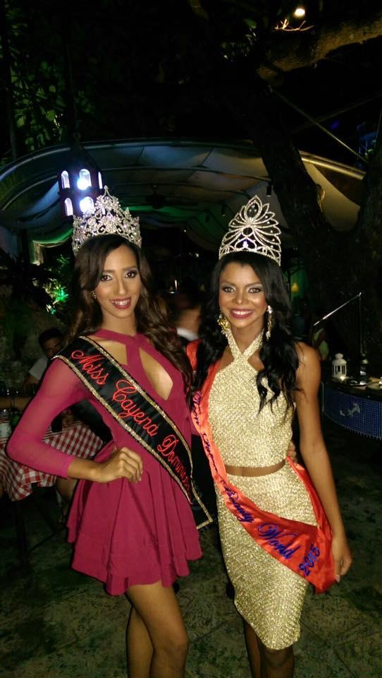 В Санто-Доминго выберут «Miss Cayena Dominicana 2016»1