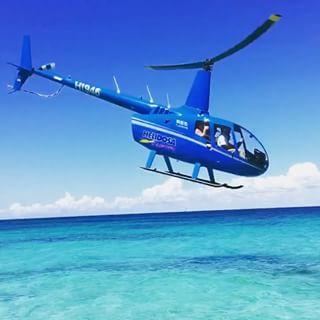 saona by helicopters helidosa iDominicana