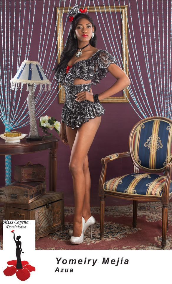 Стали известны имена претенденток на титул «Мисс Доминикана-2016». Фото20