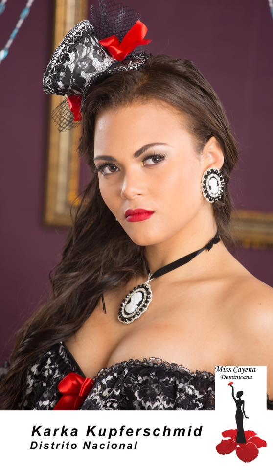Стали известны имена претенденток на титул «Мисс Доминикана-2016». Фото36