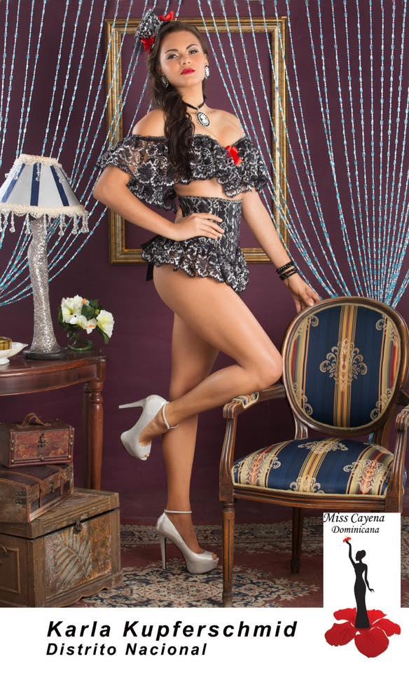Стали известны имена претенденток на титул «Мисс Доминикана-2016». Фото38