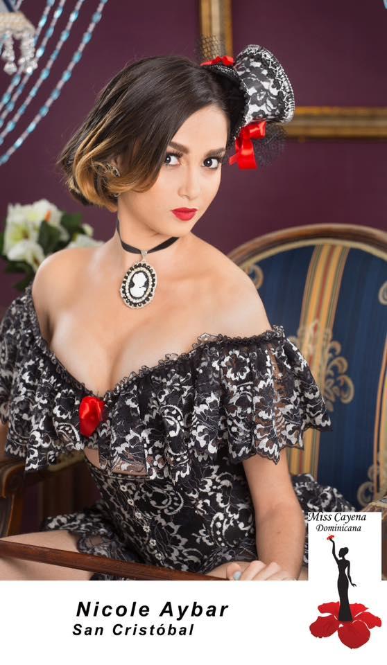 Стали известны имена претенденток на титул «Мисс Доминикана-2016». Фото10