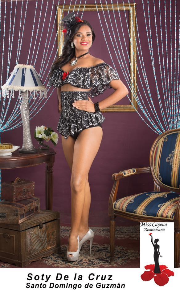 Стали известны имена претенденток на титул «Мисс Доминикана-2016». Фото31
