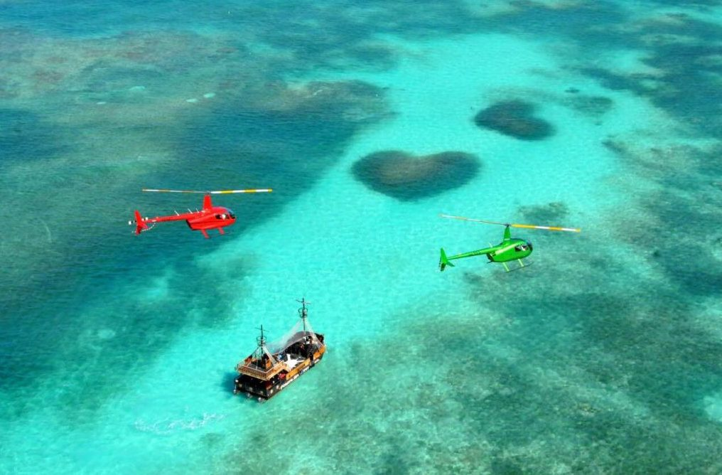 helidosa helicopter tours romantic idominicana Dominicana