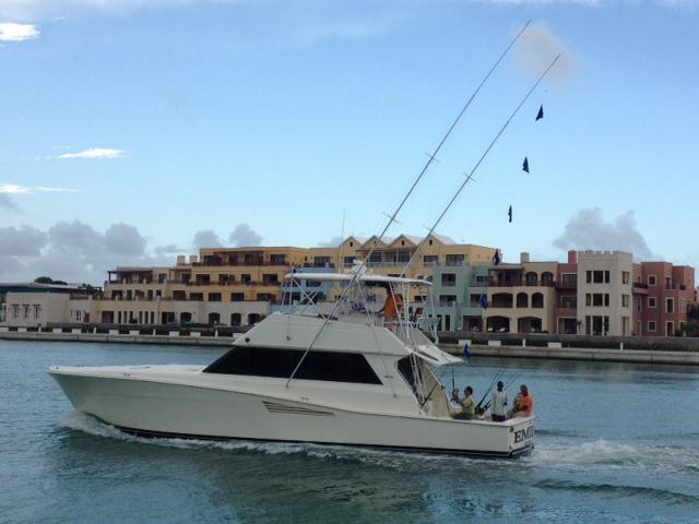 рыбалка в Доминикане iDominicana