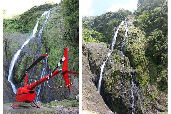 самый большой водопад в Доминикане, iDominicana