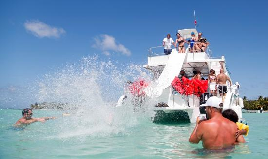 party boat iDominicana Dominicana