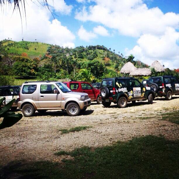джип сафари iDominicana Dominicana