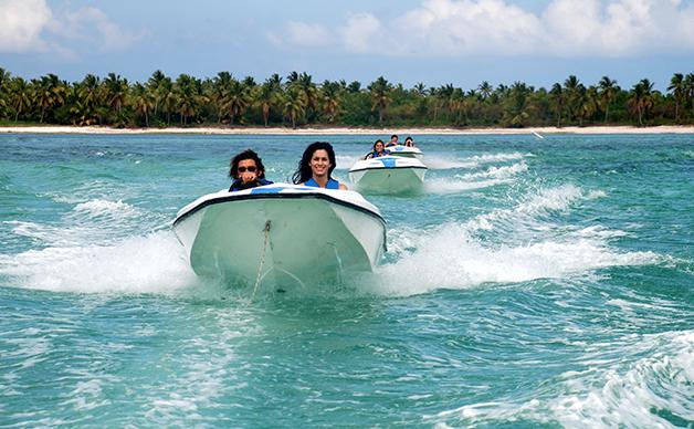 Министерство туризма ввело запрет на морские виды развлечений на период Пасхи