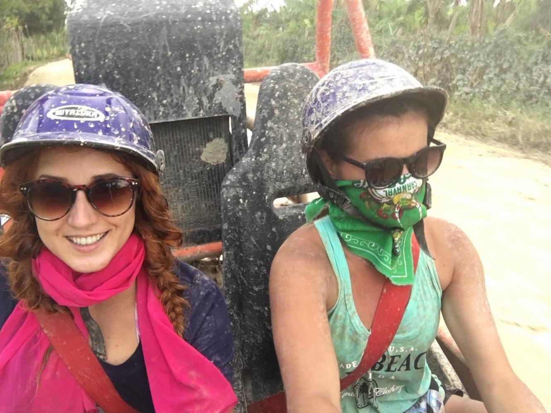 buggy iDominicana экскурсии в Доминакане