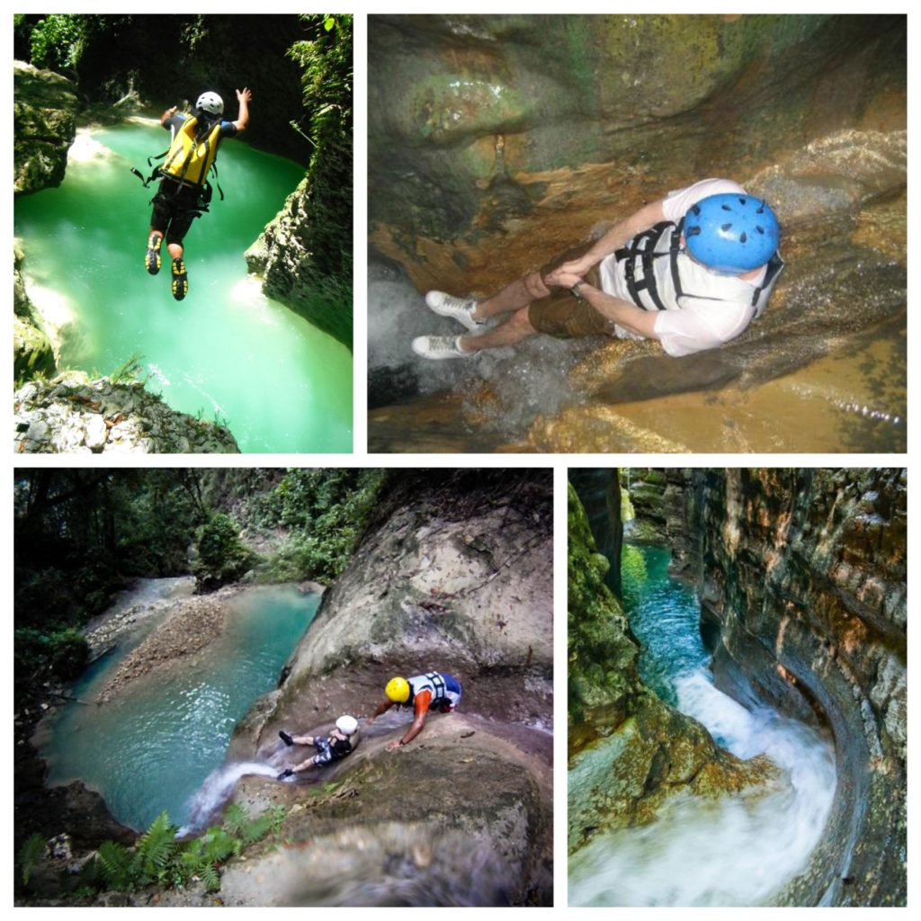 27 waterfalls cayo paraiso iDominicana