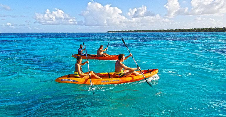 REEF EXPLORER экскурсии в Доминикане iDominicana