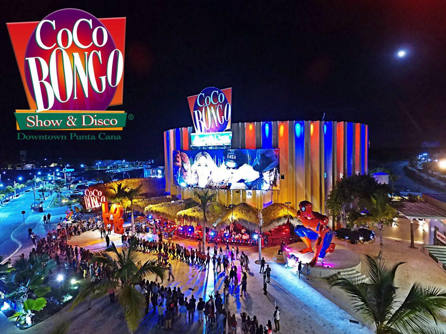 Coco Bongo Dominicana Punta Cana iDominicna