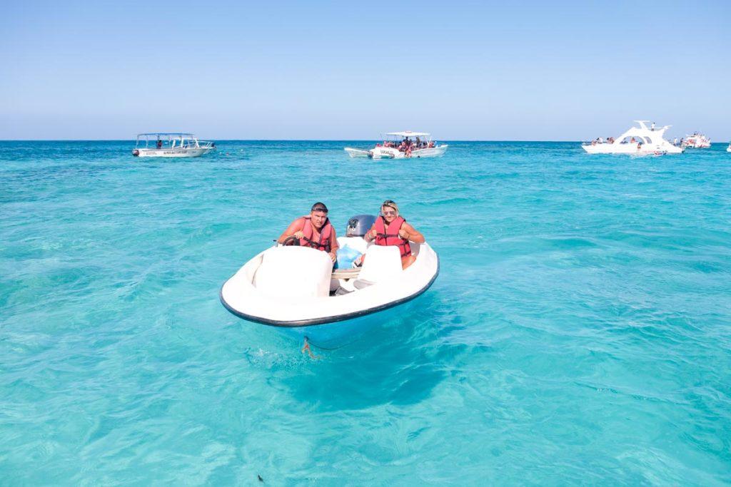 Speed boat, скоростные лодки iDominicana