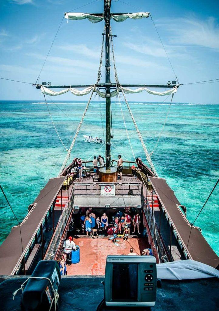 dominican republic caribbean pirates экскурсии в Доминикане