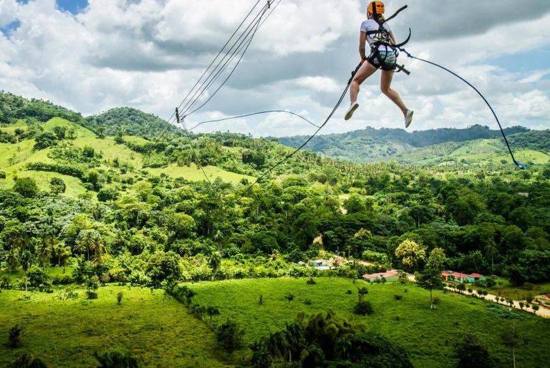 dominican republic zip line punta cana iDominicana