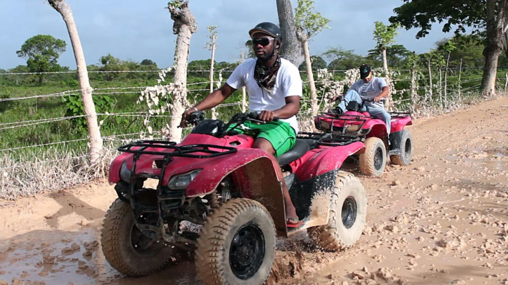 квадроциклы в Доминикане от iDominicana