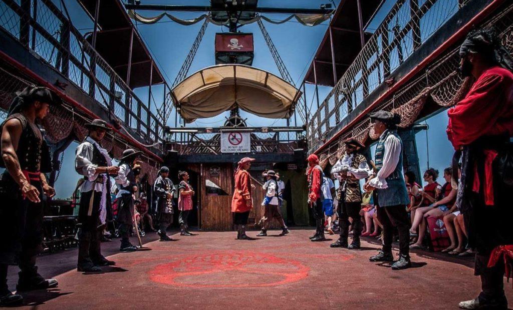 Пираты Карибского моря iDominicana