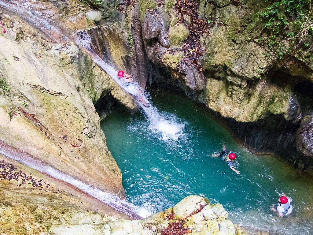 27 waterfalls iDominicana punta cana 27 водопадов
