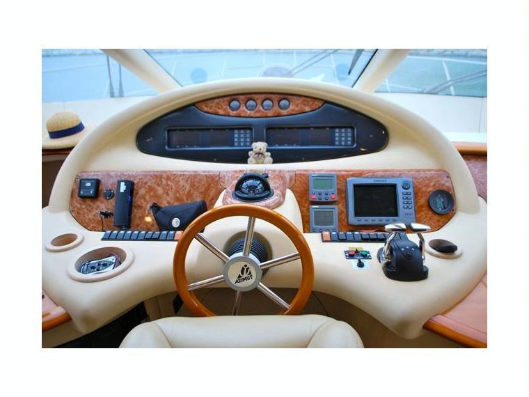 Моторная яхта Azimut 55 iDominicana 2