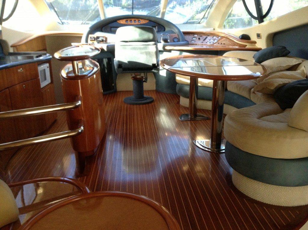 Яхта в Доминикане Azimut 55 iDominicana