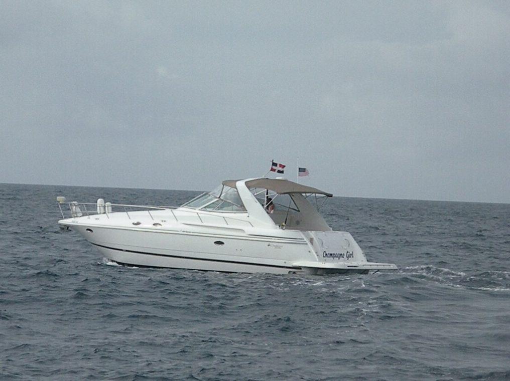 Прогулочная яхта Champan g 40 iDominicana