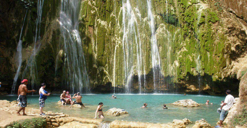 Самана + микроостров Бакарди + водопад Эль Лимон iDominicana