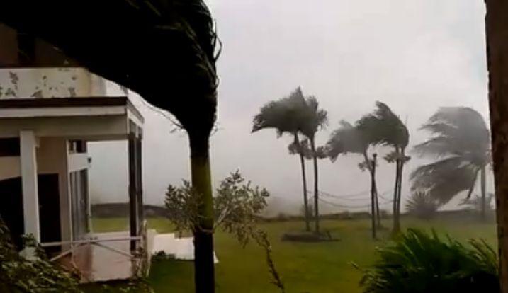 Ураган Ирма в Доминикане: паника среди туристов и множество фейков в сети iDominicana