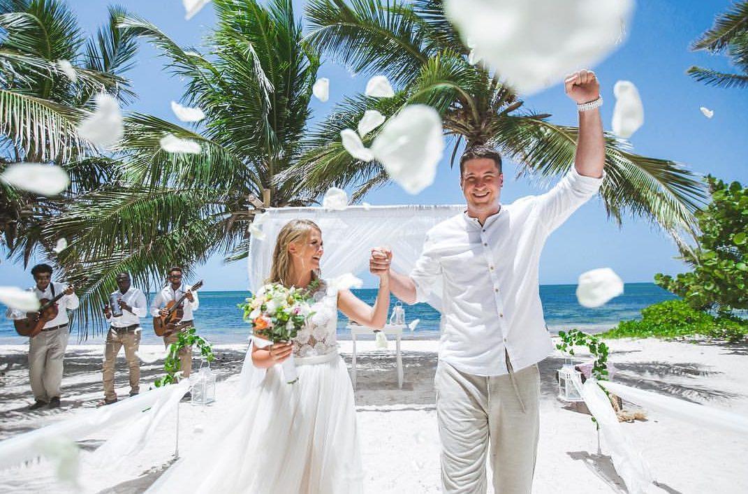ТОП-10 главных свадебных фотографий дня! iDominicana