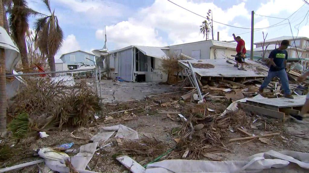 Ураган Мария достиг максимальной категории опасности и движется к Доминикане iDominicana