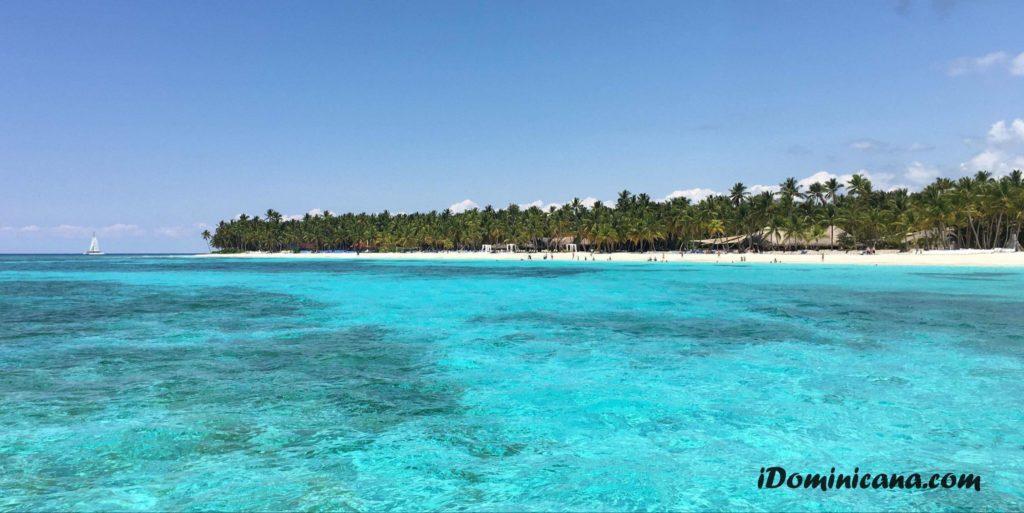 Саона, индивидуальная экскурсия, весь день на острове - $575