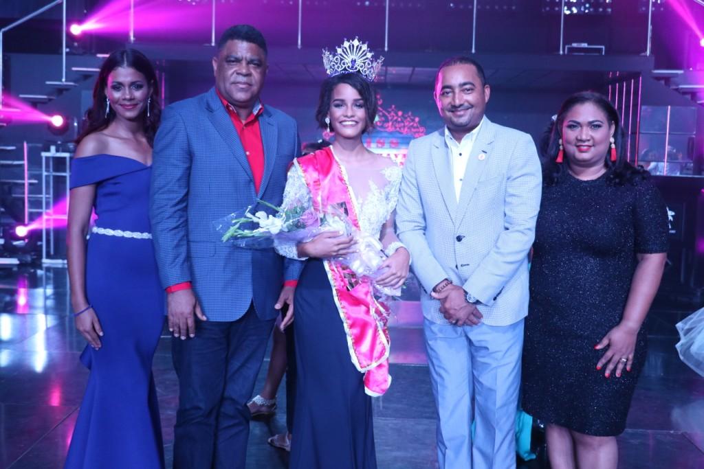 "Новости Доминиканы: Хилари Авилес стала ""Miss Verón Bávaro Punta Cana 2017"" iDominicana"