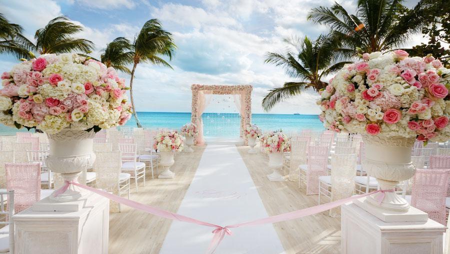 Доминикана получила премию, как лучшая страна для проведения свадьбы