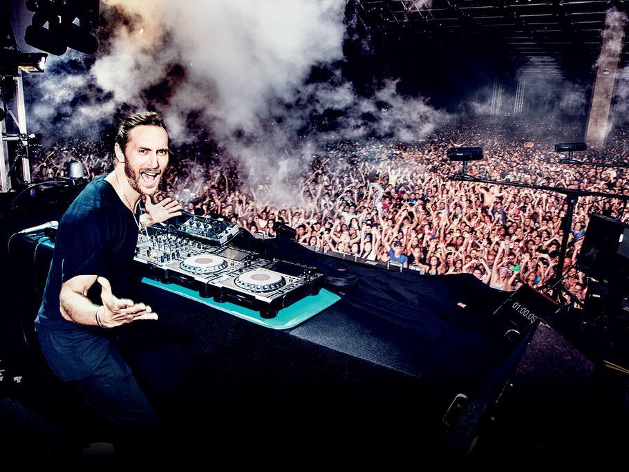 David Guetta выступит 30 декабря в Альтос-де-Чавон