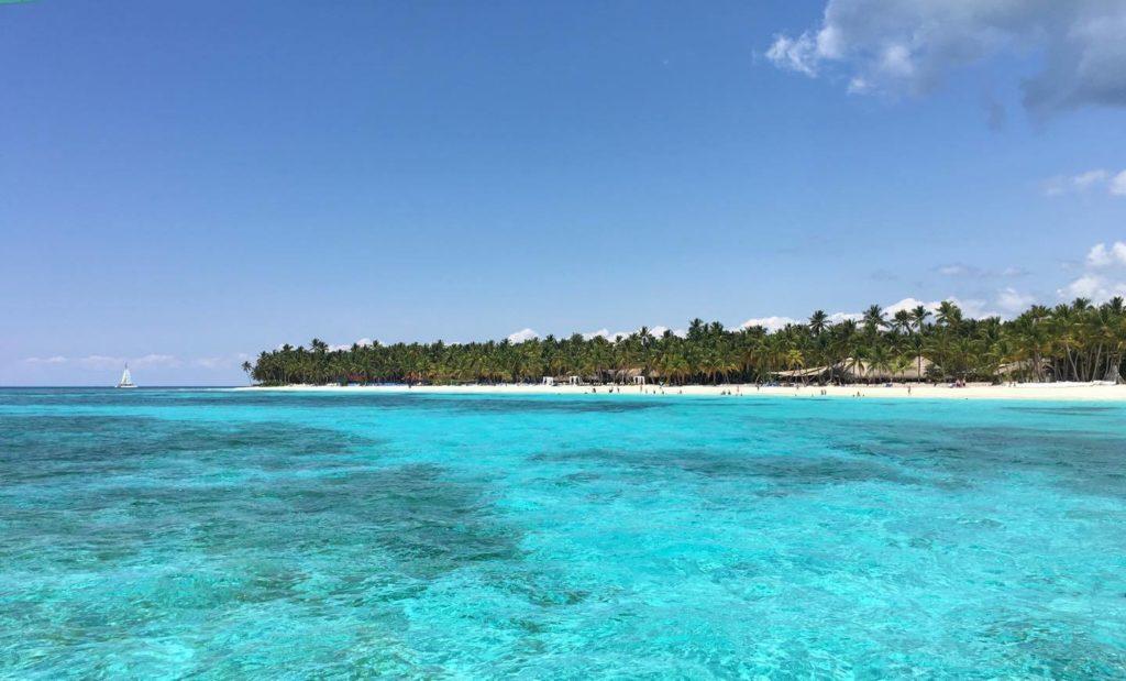 Встречаем Новый год в Доминикане на острове Саона