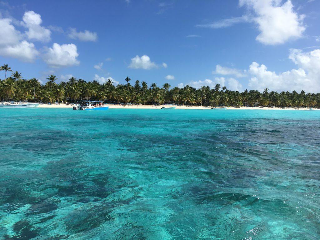 Встречаем Новый год в Доминикане на острове Саона!