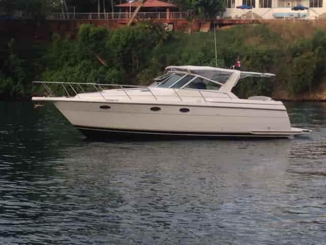 аренда яхты в доминикане пунта кана карибское море саона каталина