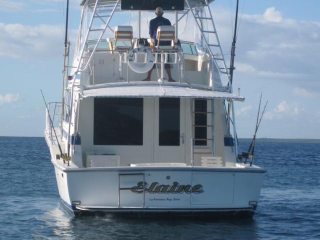 Прогулочно-рыболовная яхта ELAINE - $1450 iDominicana.com