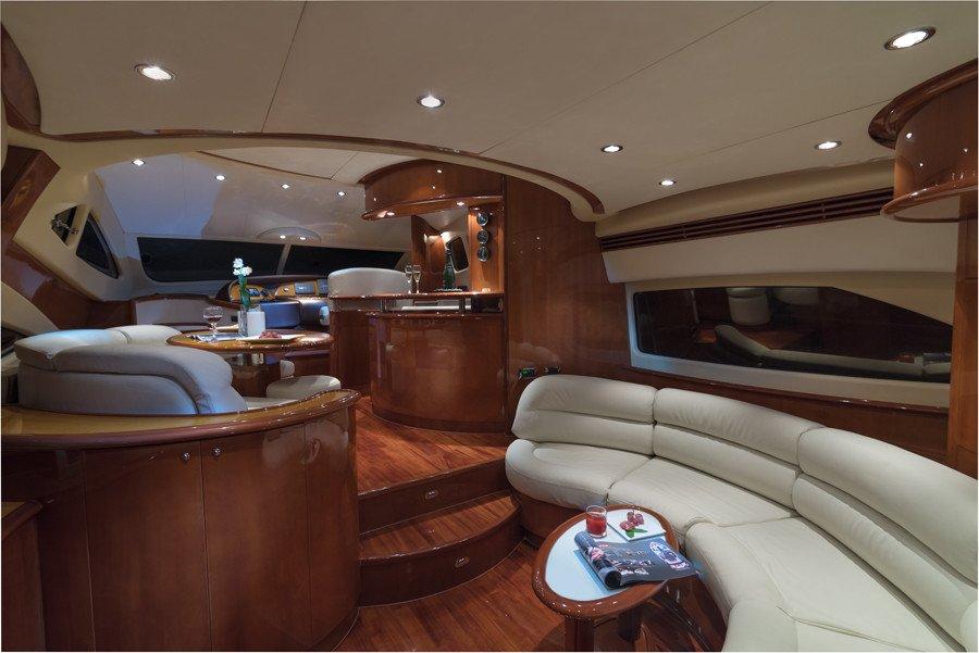 Моторная яхта AICON в Доминикане- $3000