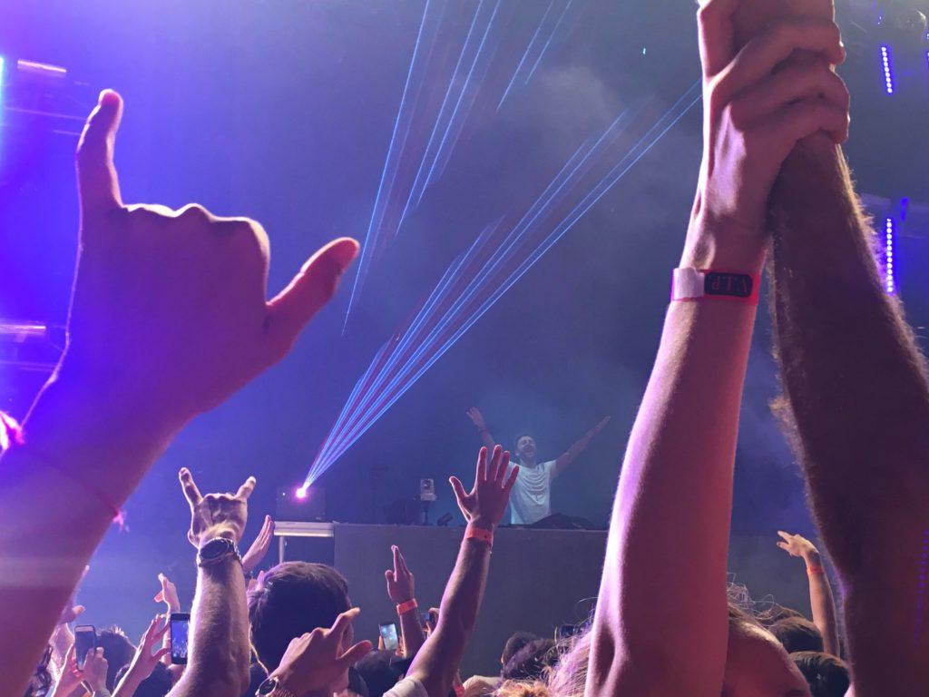 David Guetta в Альтос де Чавон открыл новый сезон