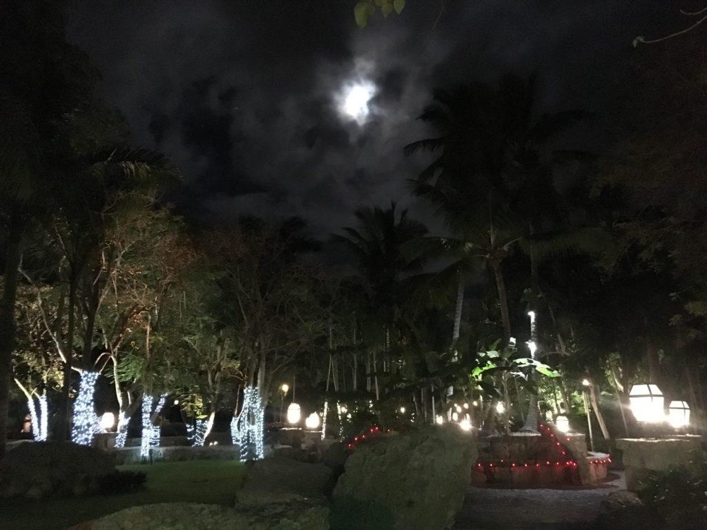 Альтос де Чавон. Город художников ночью