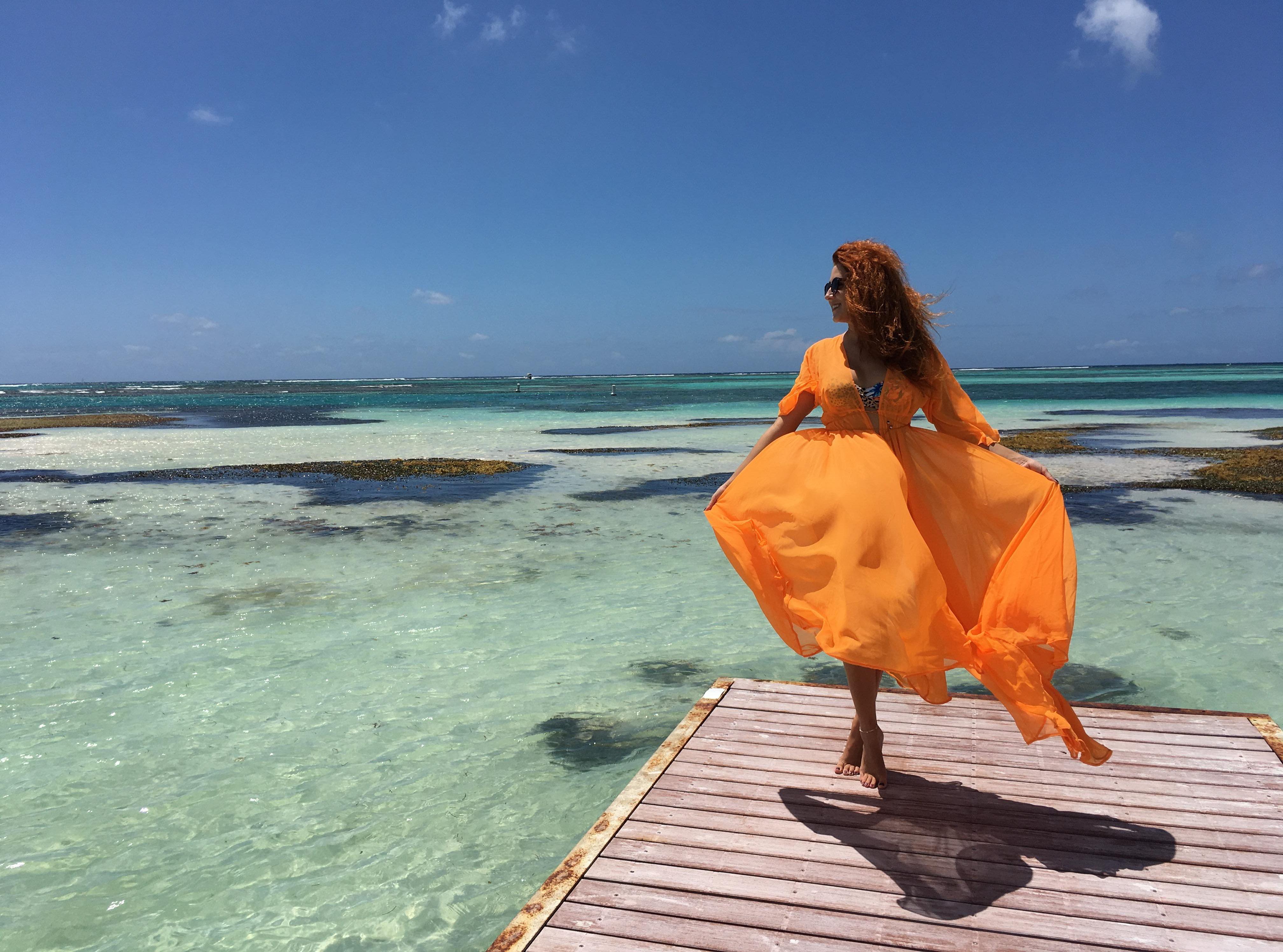 """Интервью. Жизнь в Доминикане: """"Колибри, как воробьи, а вместо голубей – попугаи"""""""