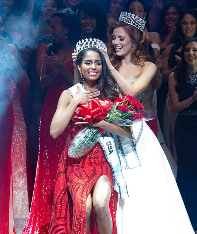26-летняя доминиканка стала Miss New York 2018