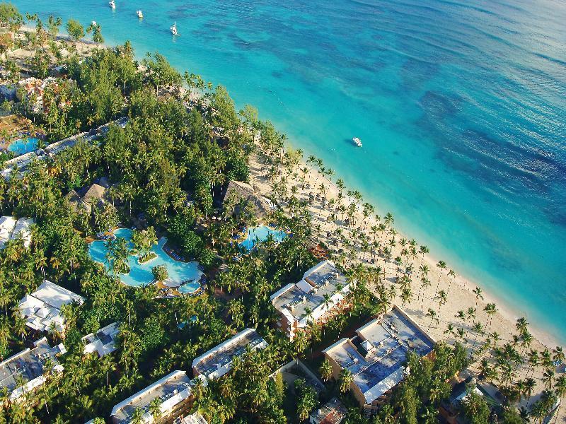 Пляж Баваро в Доминикане украсит новый отель Grand Fiesta Americana