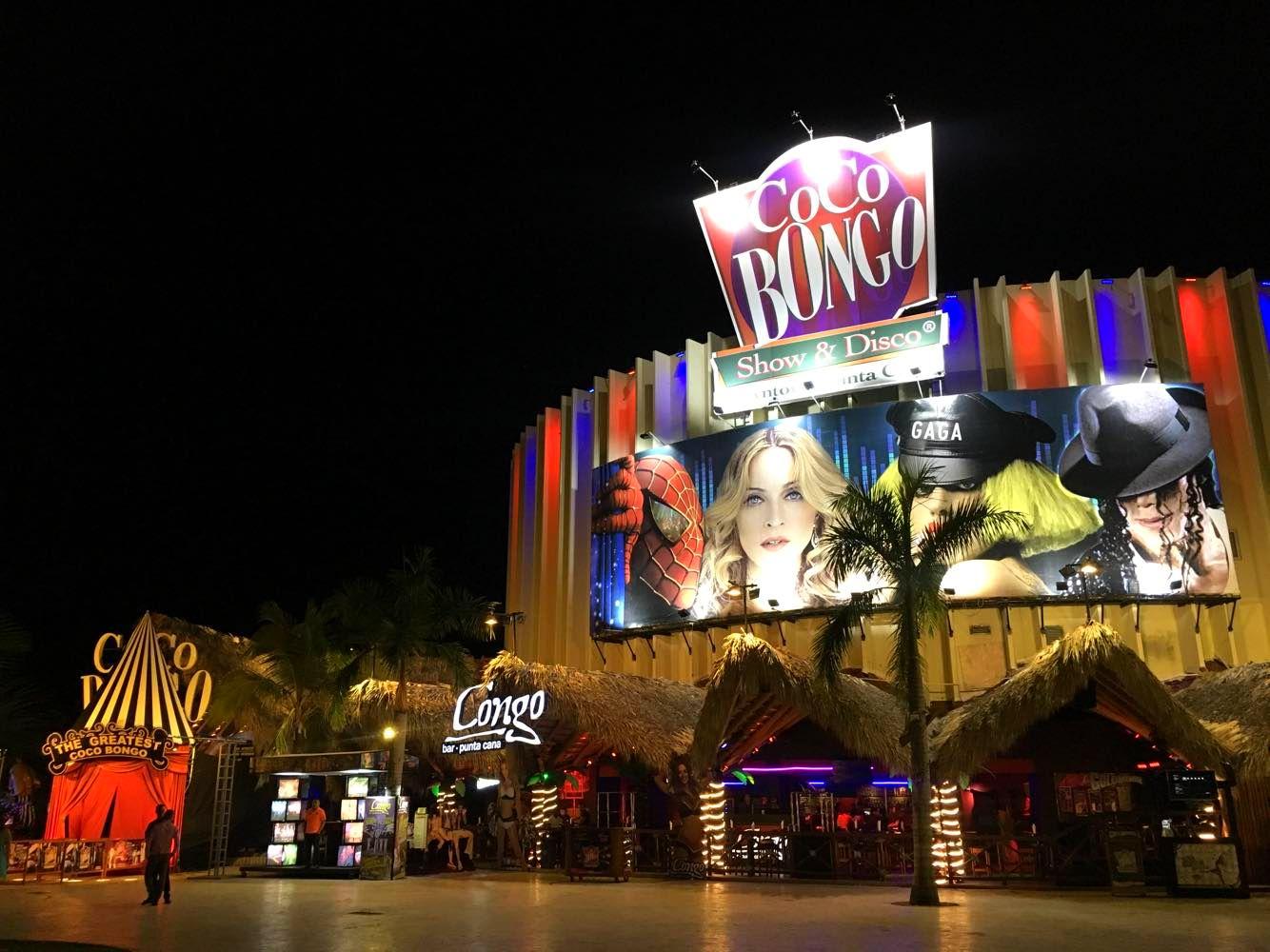 В Coco Bongo стартовала новая шоу-программа