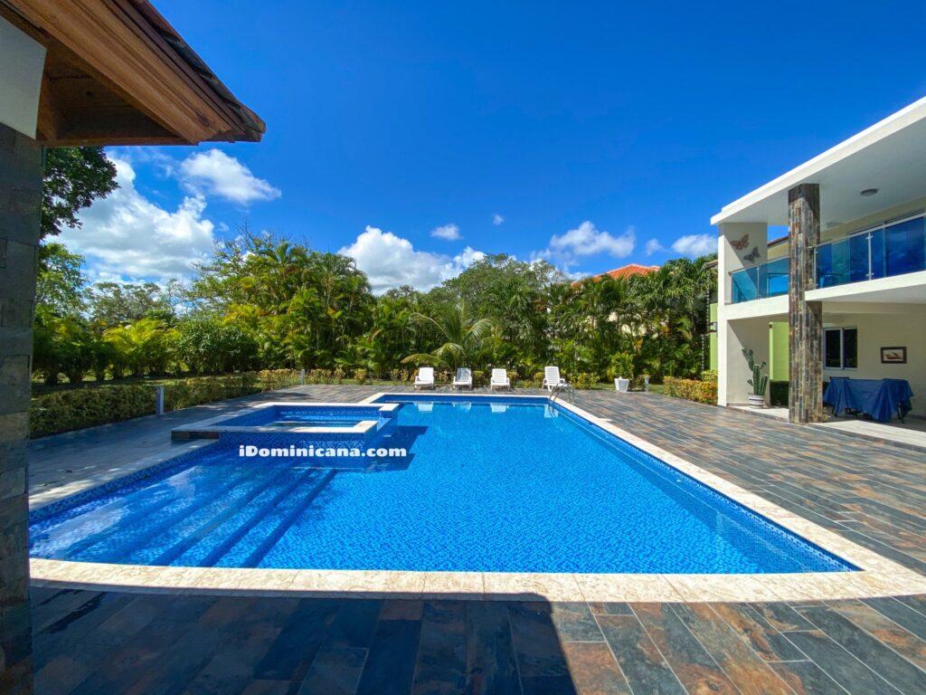 Аренда виллы в Доминикане: вилла «Prestige», Cocotal golf Club