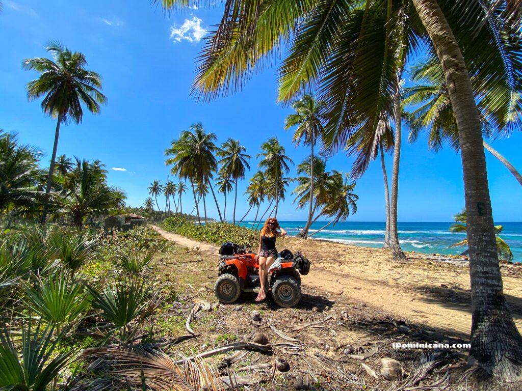 сафари на квадроциклах Доминикана